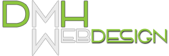 DMH Web Design Logo